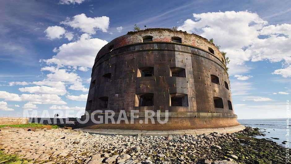 Форты Кронштадта - Магазин авторской фотографии в Кронштадте