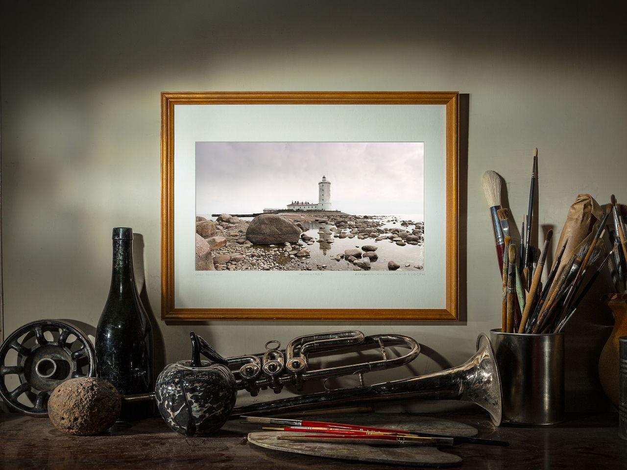 Маяк Толбухин - Магазин авторской фотографии в Кронштадте